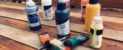 Vilinski oddih– slikarska kolonija za najmlajše